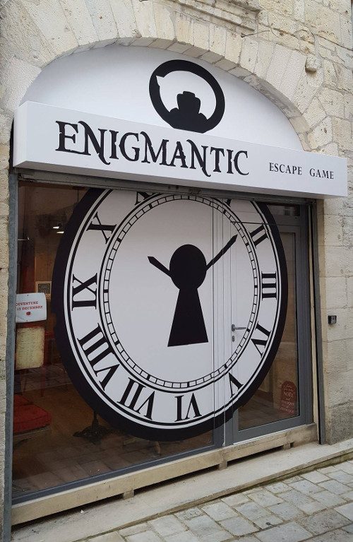 Facade Enigm'Antic